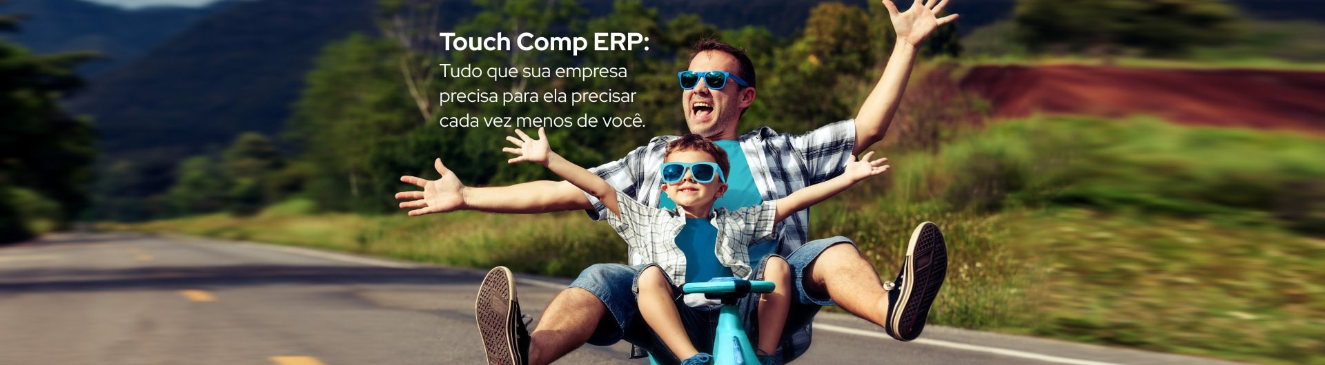 Banner Touch Comp ERP