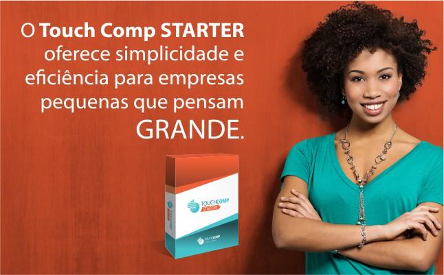 Banner Touch Comp STARTER