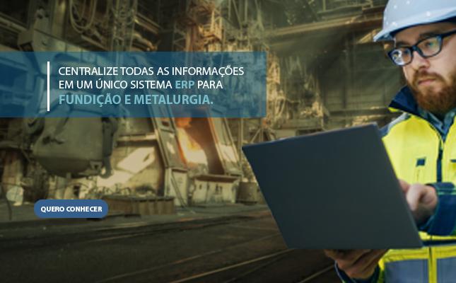 Banner Fundição e Metalurgia